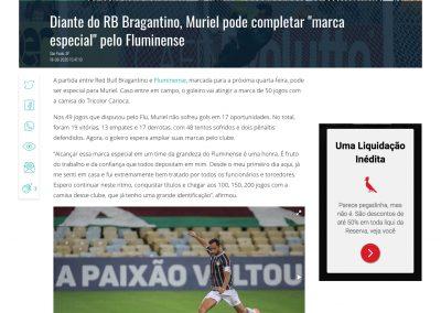 Muriel - Gazeta - 18/08/2020