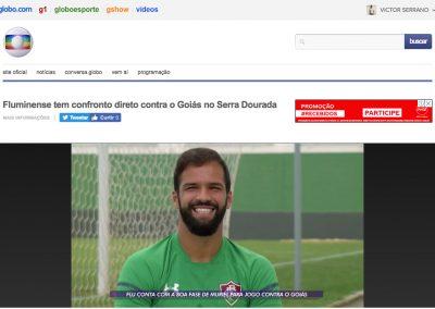 Muriel - Globo Esporte - 21/09/2019