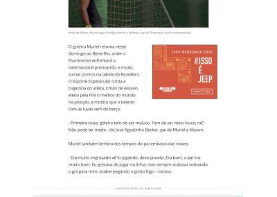 Muriel - Globoesporte.com - 10/11/2019