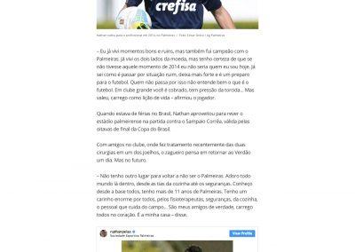 Nathan - Globoesporte.com - 09/07/2019