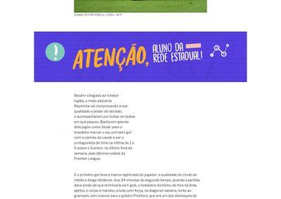 Raphinha - A Gazeta - 30/11/2020