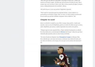Raphinha - ESPN - 05/12/2020
