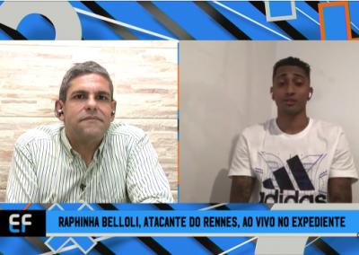 Raphinha - Expediente Futebol - 05/05/2020