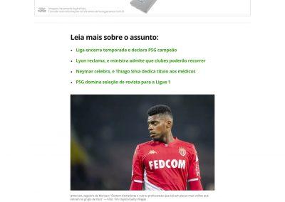 Raphinha - Globoesporte.com - 01/05/2020