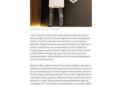 Raphinha - Globoesporte.com - 05/10/2020