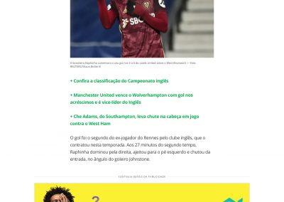 Raphinha - Globoesporte.com - 29/12/2020