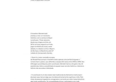 Wendell - A Gazeta - 18/12/2020