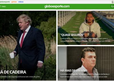 Wendell - Destaque Globoesporte.com - 11/05/2020