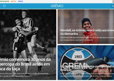 Wendell - Destaque Globoesporte.com - 18/04/2020