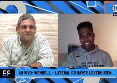 Wendell - Expediente Futebol - 28/04/2020