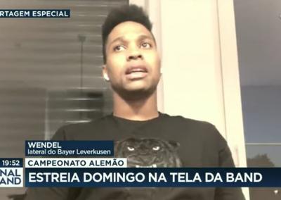 Wendell - Jornal da Band - 16/09/2020