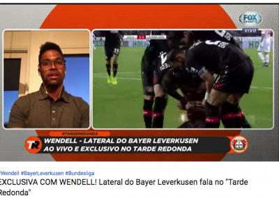 Wendell - Tarde Redonda - 15/08/2019