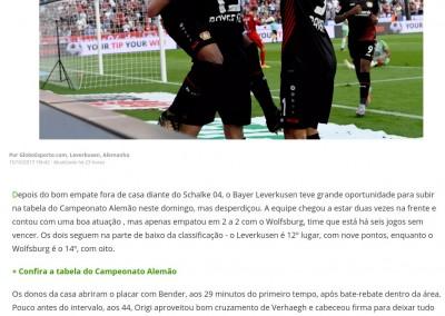 Wendell - Globo Esporte.com - 15/10/2017