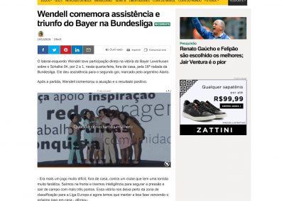 Wendell - UOL - 19/12/2018