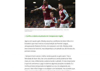 Wesley - Globoesporte.com - 05/10/2019