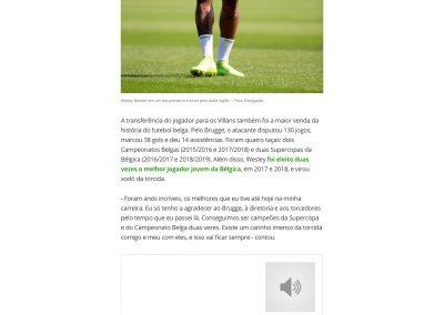 Wesley - Globoesporte.com - 11/07/2019