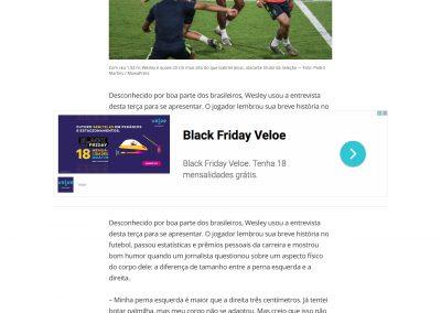 Wesley - Globoesporte.com - 12/11/2019