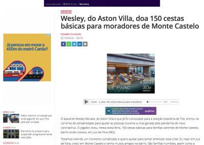 Wesley - Istoé - 10/04/2020