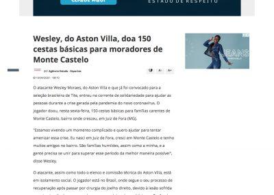 Wesley - R7 - 10/04/2020