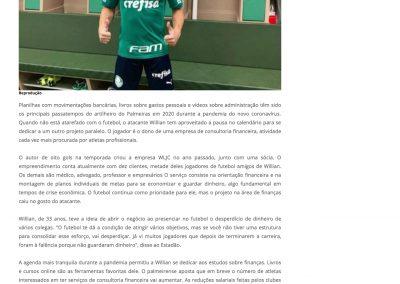 Willian - Correio - 22/06/2020
