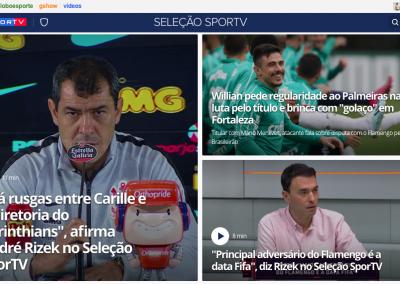 Willian - Destaque Globoesporte.com - 23/09/2019