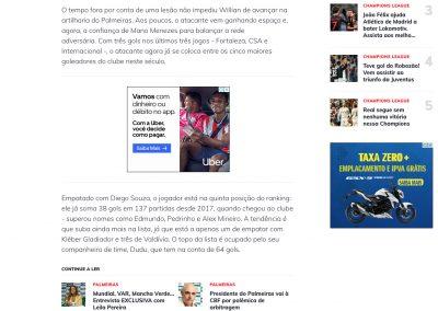Willian - Esporte Interativo - 02/10/2019