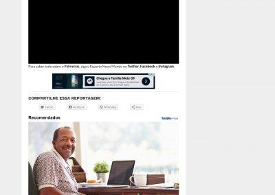 Willian - Esporte News Mundo - 08/09/2020