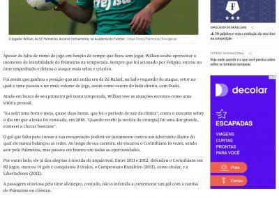 Willian - Folha de São Paulo - 04/08/2019