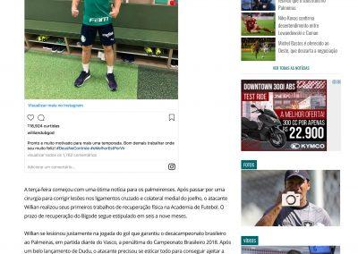 Willian - Gazeta - 08/01/2019