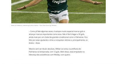 Willian - Globoesporte.com - 01/10/2020