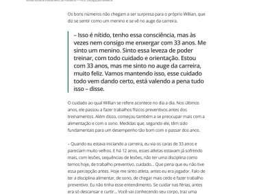 Willian - Globoesporte.com - 22/07/2020