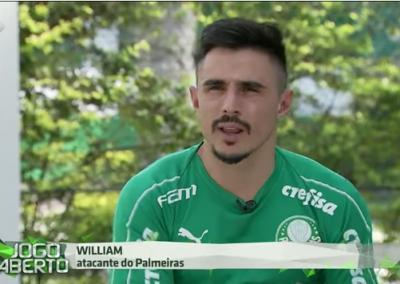 Willian - Jogo Aberto - 19/09/2019