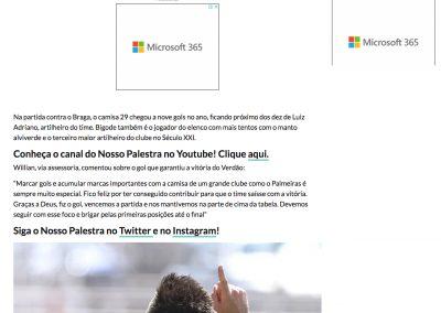 Willian - Nosso Palestra - 08/09/2020