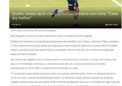 Willian - Nosso Palestra - 24/04/2019