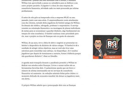 Willian - O Liberal - 22/06/2020