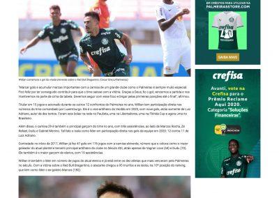 Willian - Palmeiras - 08/09/2020