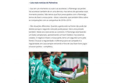 Willian - Seleção SporTV - 23/09/2019