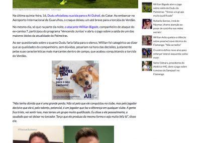 Willian - Sportbuzz - 17/07/2020