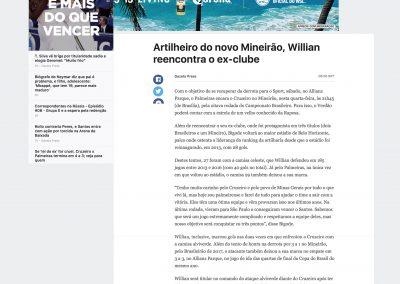 Willian - ESPN - 30/05/2018