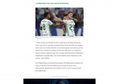 Willian - GloboEsporte.com - 30/05/2018