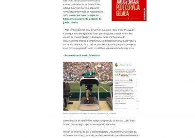Willian - GloboEsporte.com - 25/03/2019