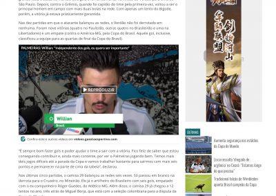 Willian - GazetaEsportiva.com - 09/06/2018