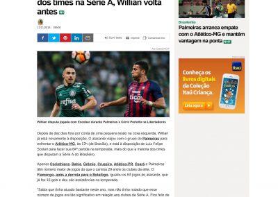 Willian - UOL - 11/11/2018