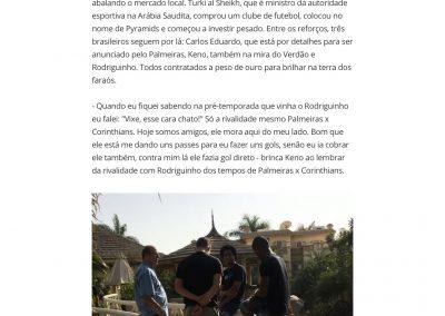 Keno - GloboEsporte.com - 16/12/2018