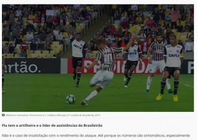 Gustavo Scarpa - Globo Esporte.com - 22/08/2017