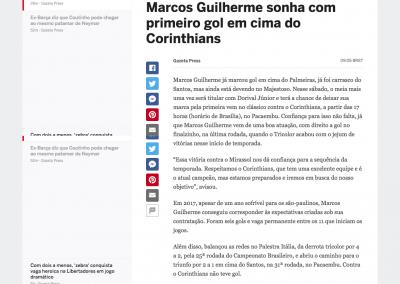 Marcos Guilherme - ESPN - 27/01/2018
