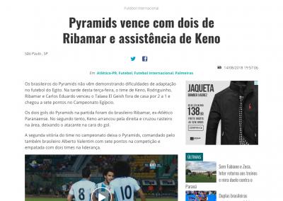 Keno - GazetaEsportiva.com - 14/08/2018