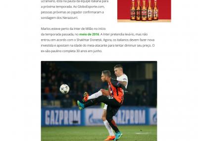 Marlos - GloboEsporte.com -  30/03/2018
