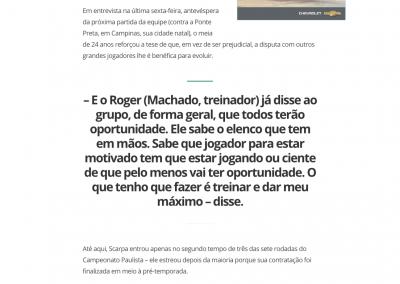 Gustavo Scarpa - GloboEsporte.com - 18/02/2018