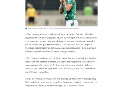 Dudu - GloboEsporte.com - 08/03/2018